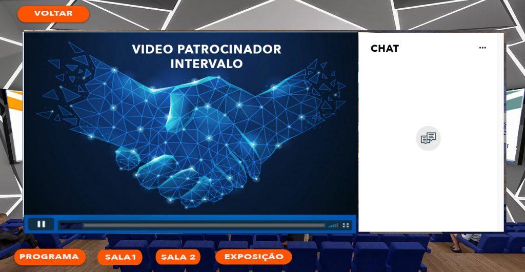 Video patrocinado